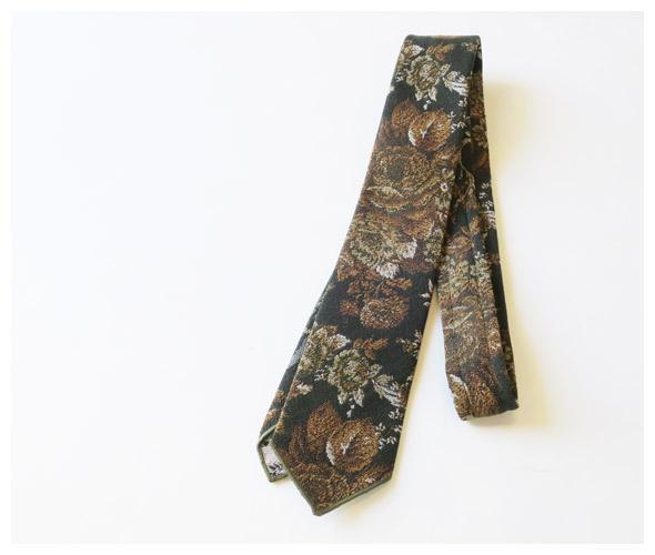 Engineered Garmentsのネクタイの詳細画像