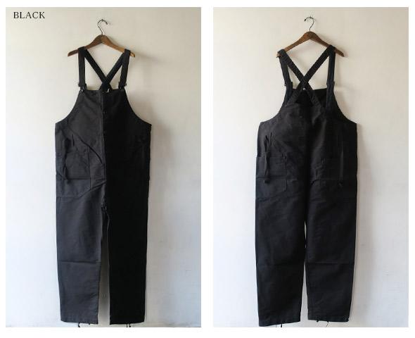 Engineered Garmentsのオーバーオールの詳細画像