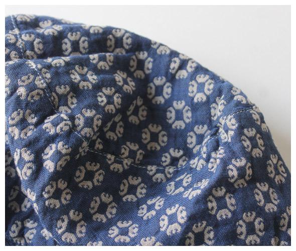 Engineered Garments(エンジニアドガーメンツ) バケットハット FQ010の商品ページです。