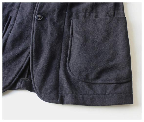 Engineered Garmentsのジャケットの詳細画像