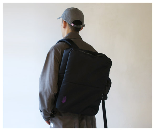 THE NORTH FACE PURPLE LABEL(ノースフェイスパープルレーベル) LIMONTA Nylon 3Way Bag NN7763Nの商品ページです。