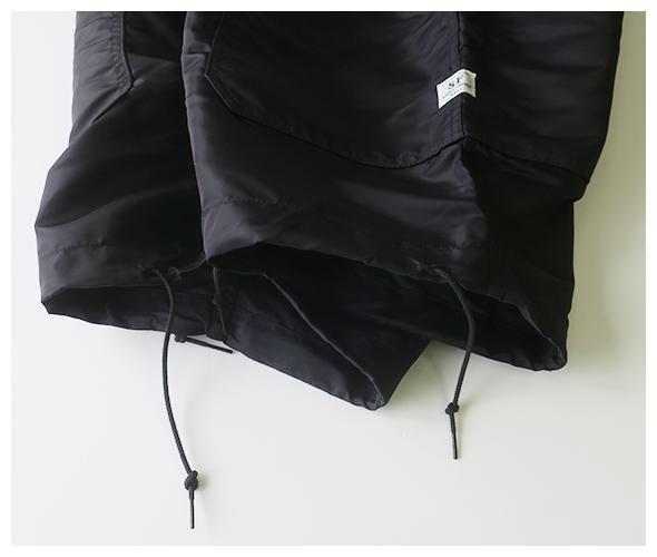 SASSAFRASのパンツのモデル着用画像